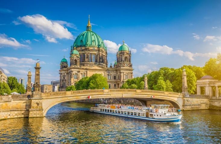 Đức là quốc gia đứng thứ hai về số lượng sinh viên Erasmus lựa chọn theo học